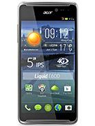 Acer Liquid E600 mobilezguru.com