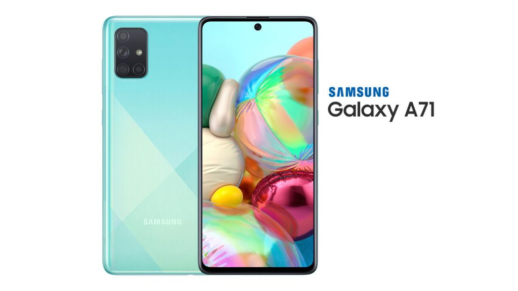 Samsung Galaxy A71 5G USA