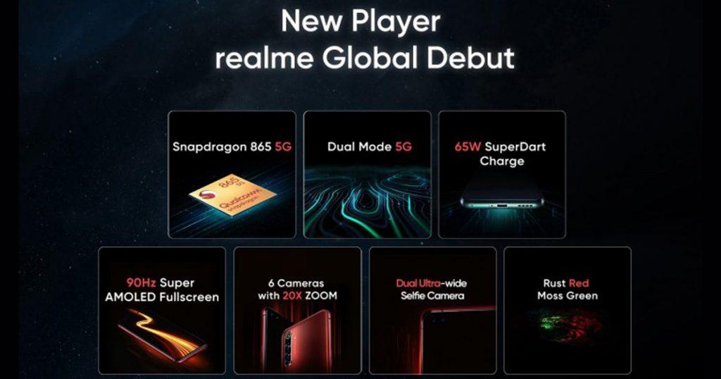 Realme X50 Pro 5G 2020