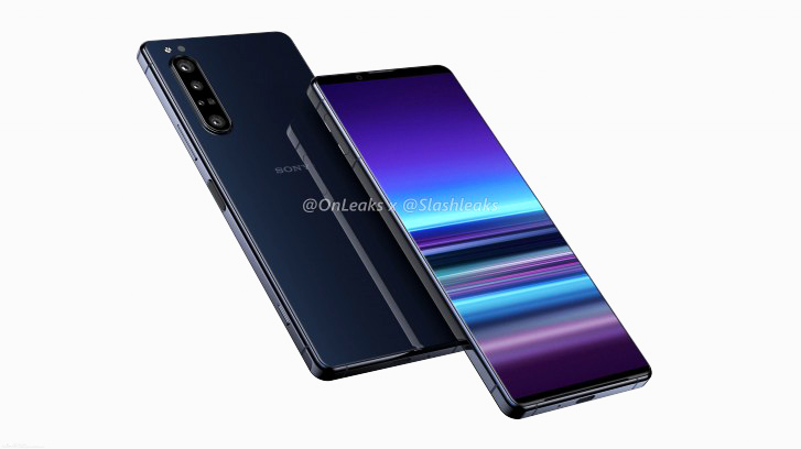 Sony Xperia 2020 front