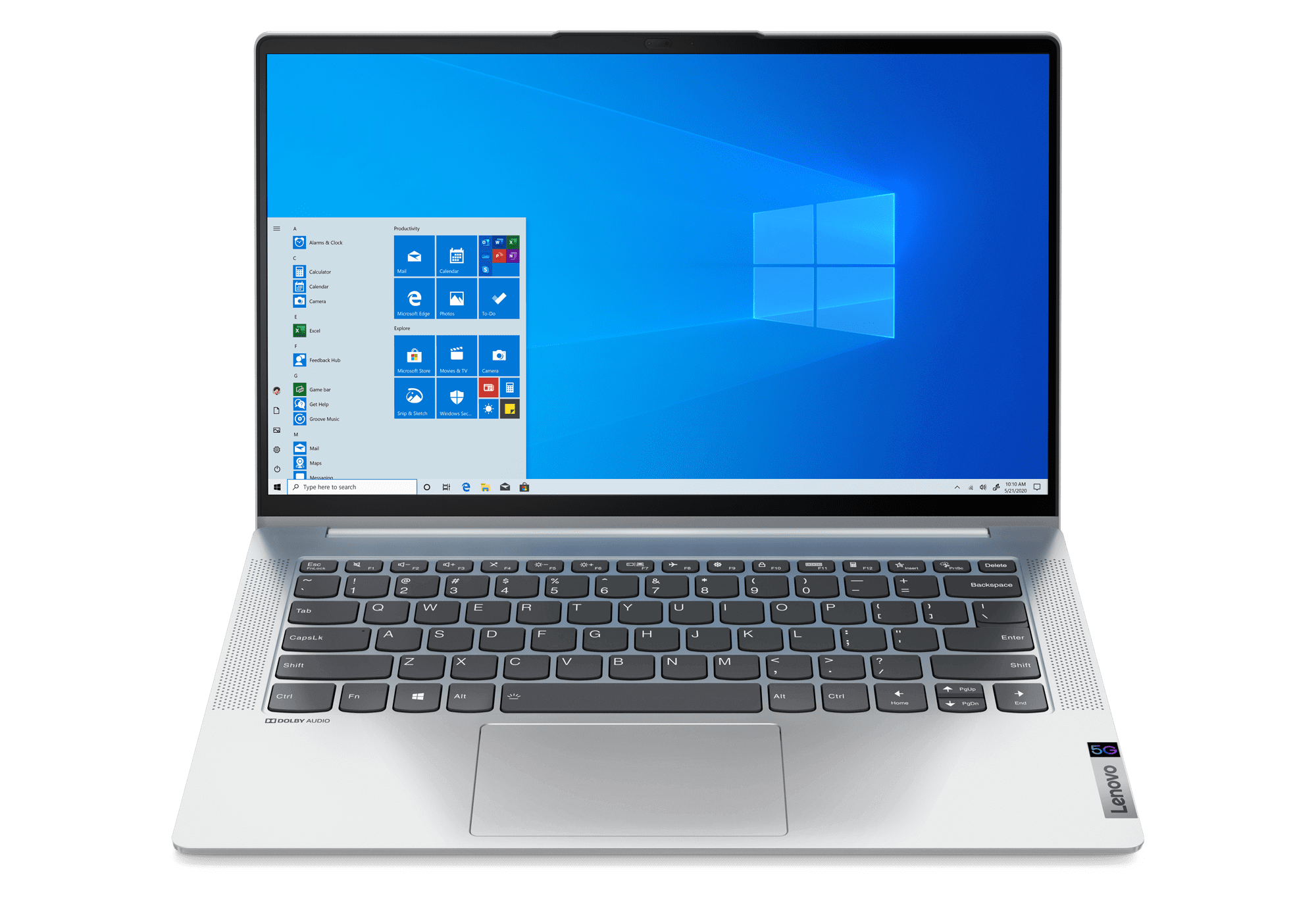 Lenovo IdeaPad 5 Pro (with AMD)
