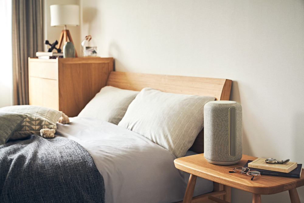 Sony SRS-RA5000 and SRS-RA3000 wireless speakers