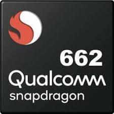Qualcomm Snapdragon 662 processor