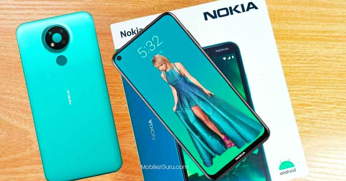 Nokia 3 4 Android 10 Review