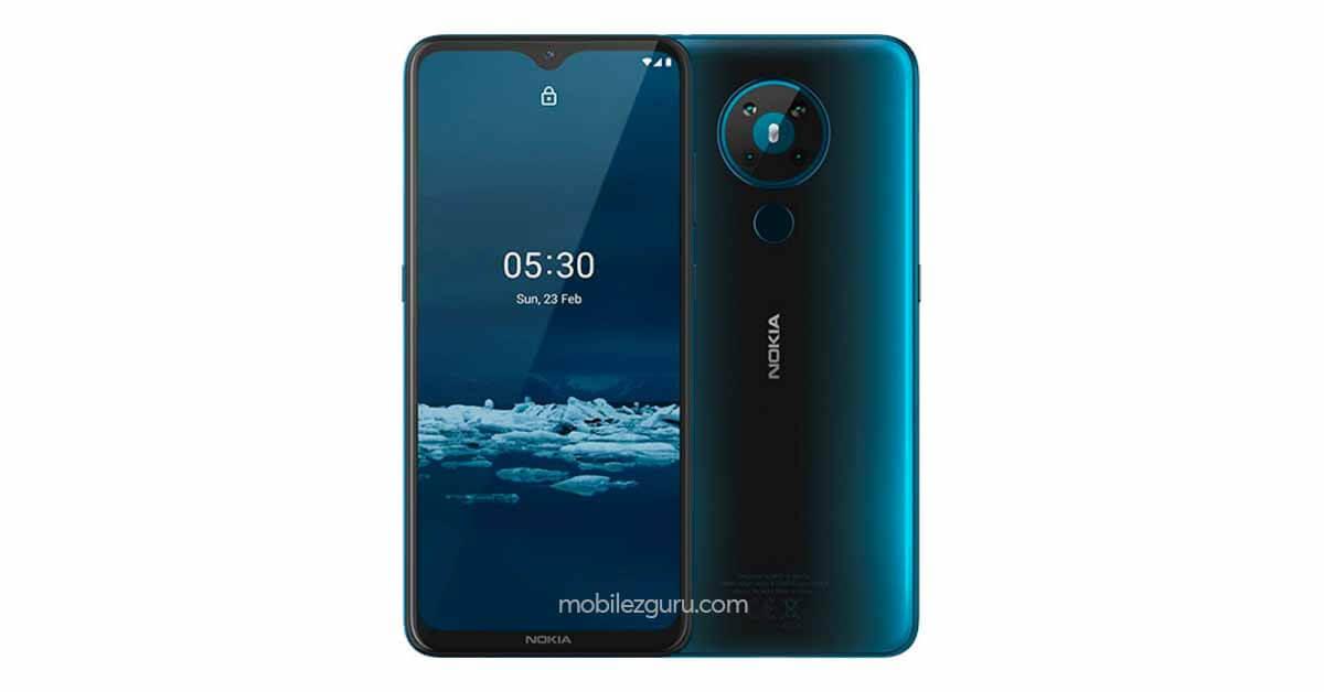 Nokia 5.4 Review &Nokia 5.4 specifications Mobilezguru
