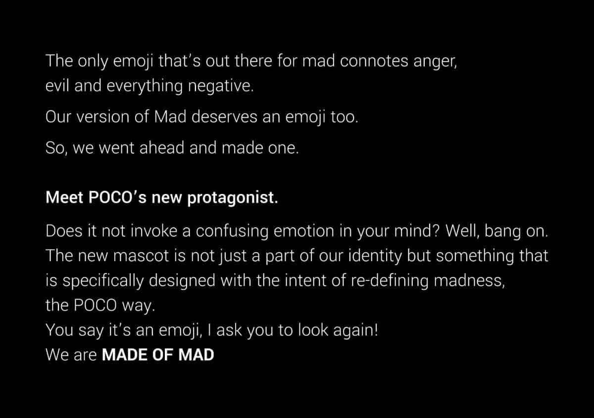 Poco unveils its new brand logo and mascot, Poco's new Logo MobilezGuru