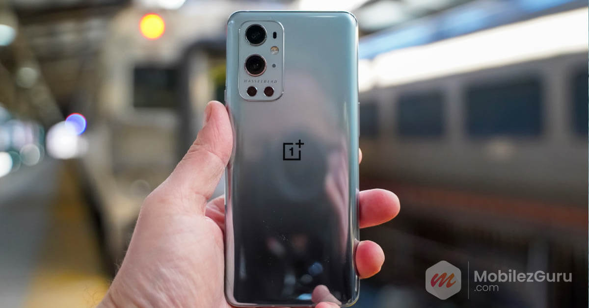 OnePlus 9 pro hands on