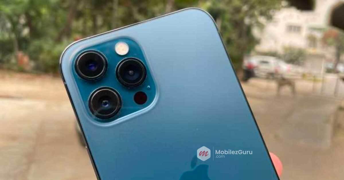 best smartphone 2021 Apple iPhone 12 Pro Max MobilezGuru