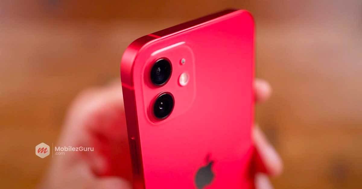 best smartphone 2021 iPhone 12 mini MobilezGuru