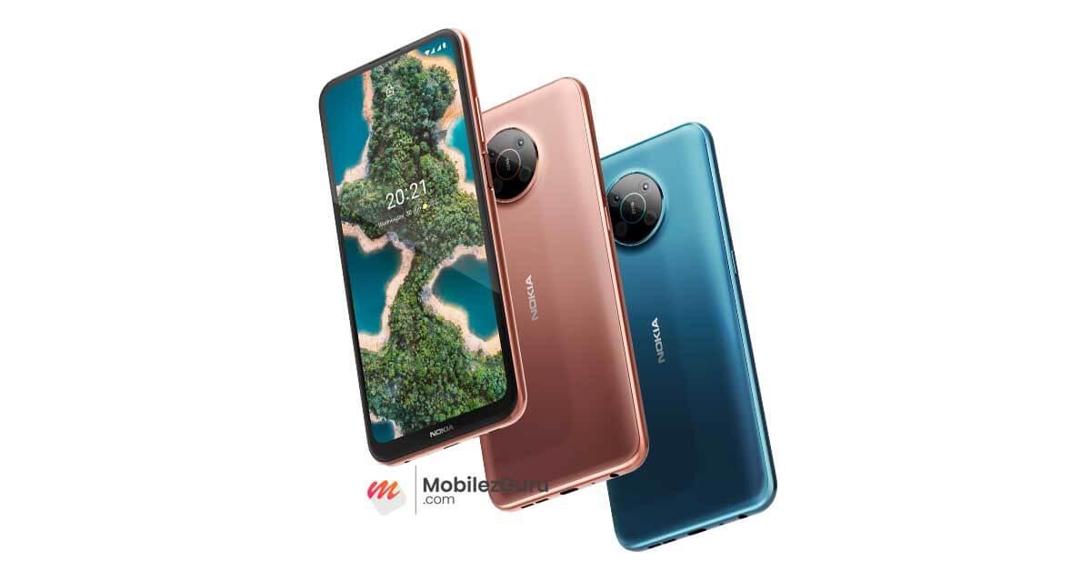 Best phone 2021 Nokia X 20