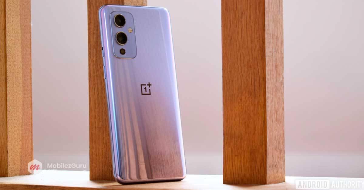 best smartphone 2021 OnePlus 9 MobilezGuru