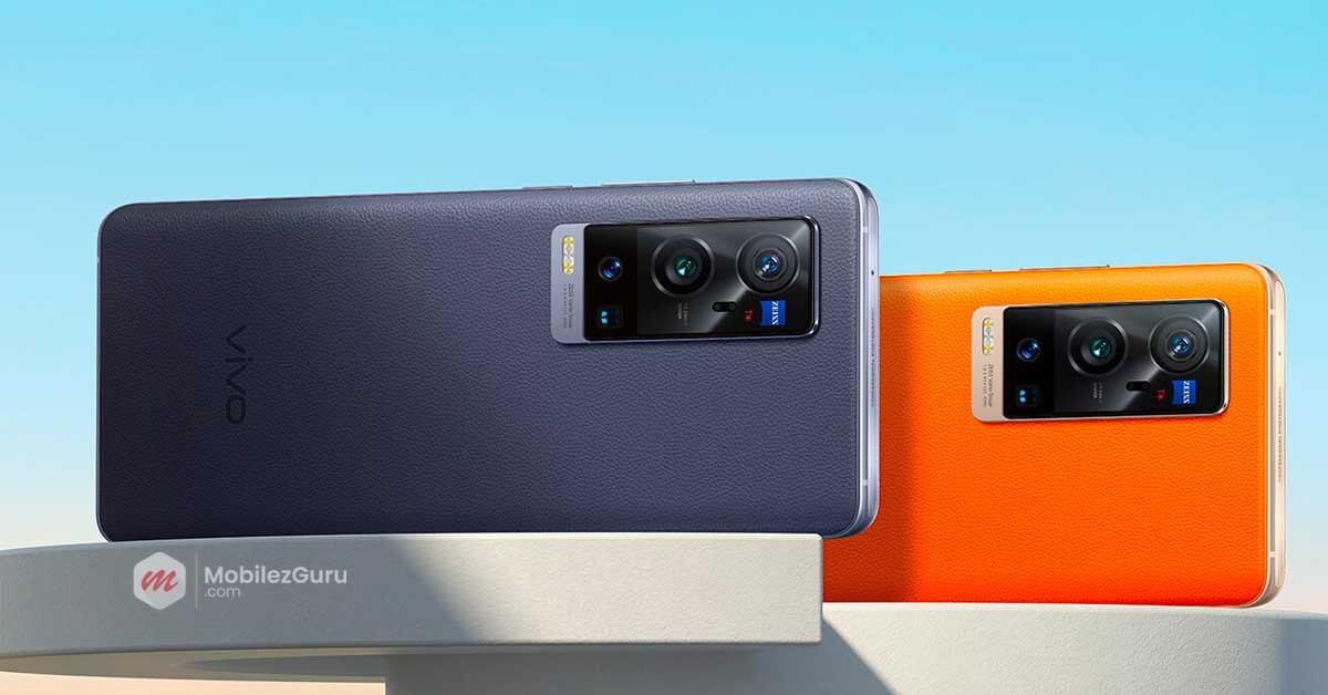 best smartphone 2021 Vivo X60 Pro+ MobilezGuru